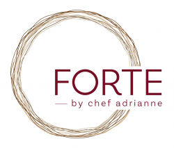 Forte by Chef Adrianne