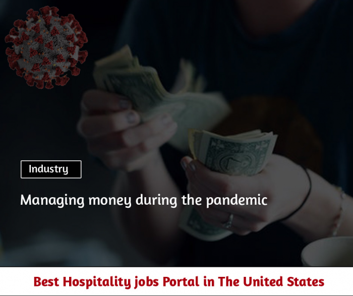 Managing money during the pandemic
