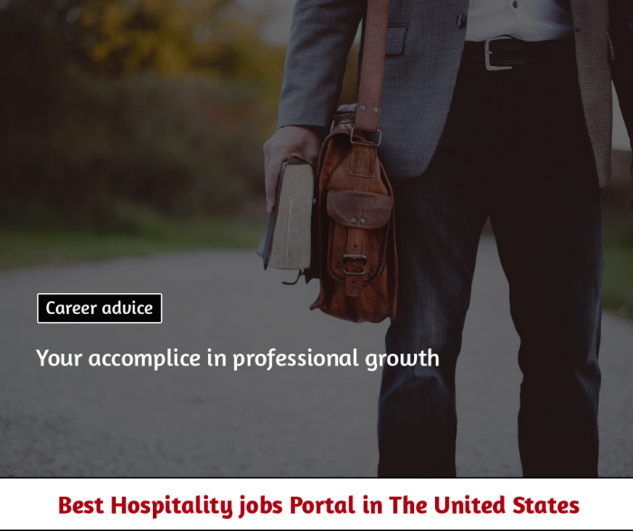 Hospitality jobs – more than recruiting